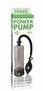 BEGGINERS POWER PUMP -BOMBA CON VALVULA HUMO