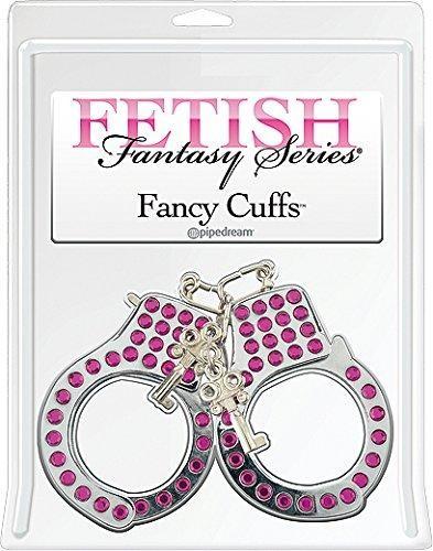 FANCY CUFFS PINK