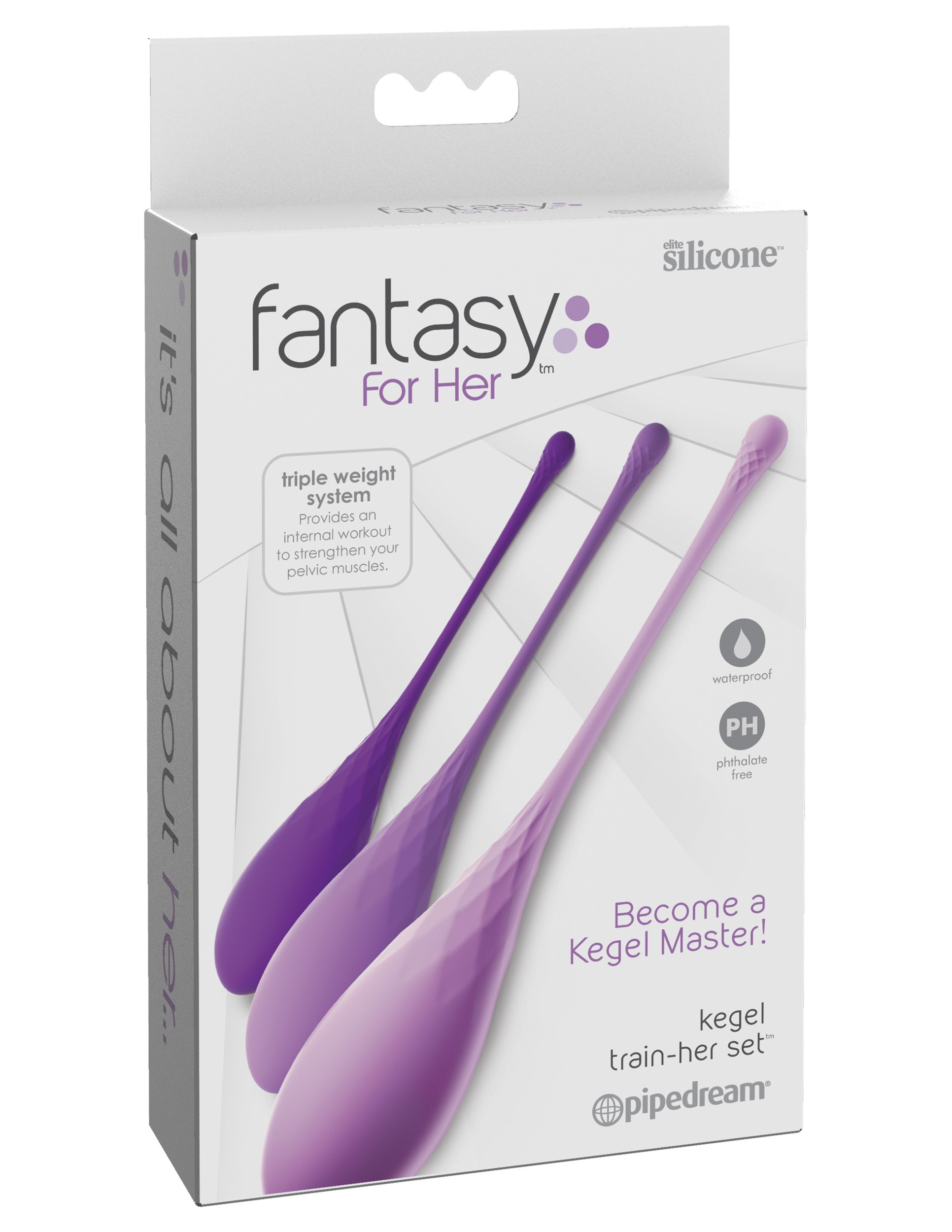 FANTASY FOR HER KEGEL TRAIN-HER SET