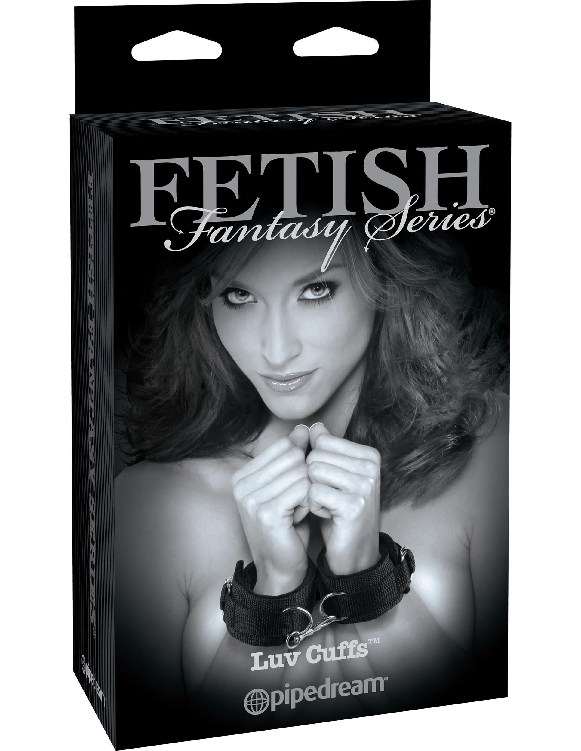 Fetish Fantasy Limited Edition Luv Cuffs