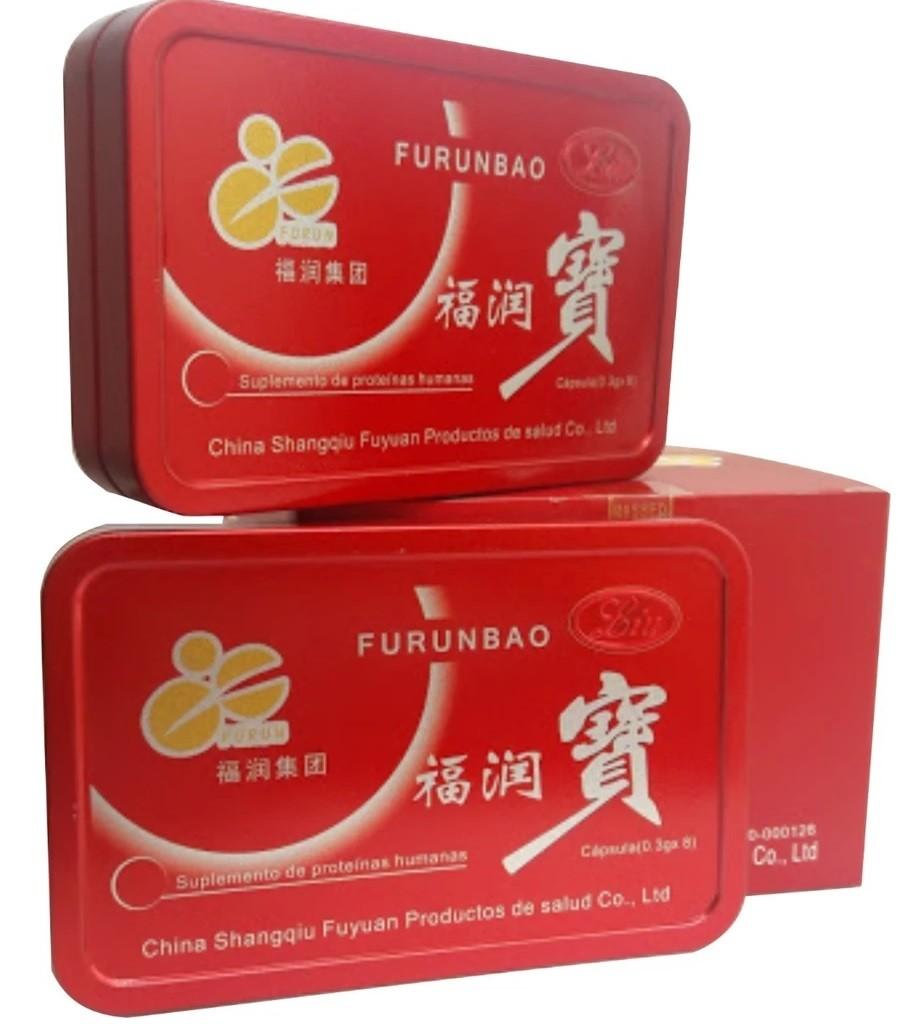FURUNBAO X 8 capsulas