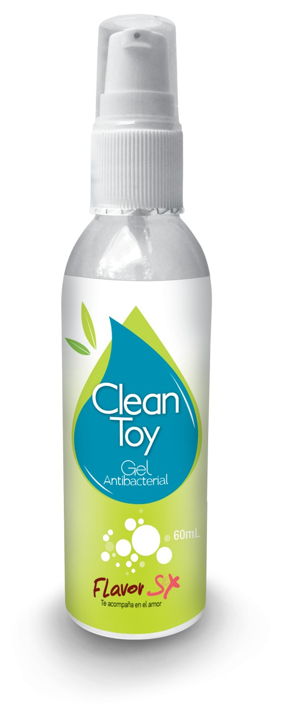 LIMPIADOR CLEAN TOY FLAVOR SEX