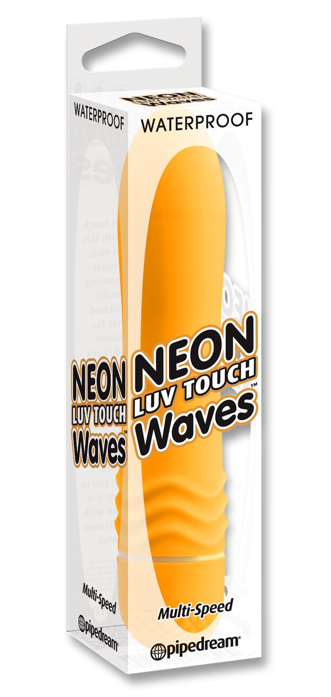 NEON LUV TOUCH WAVES - ORANGE