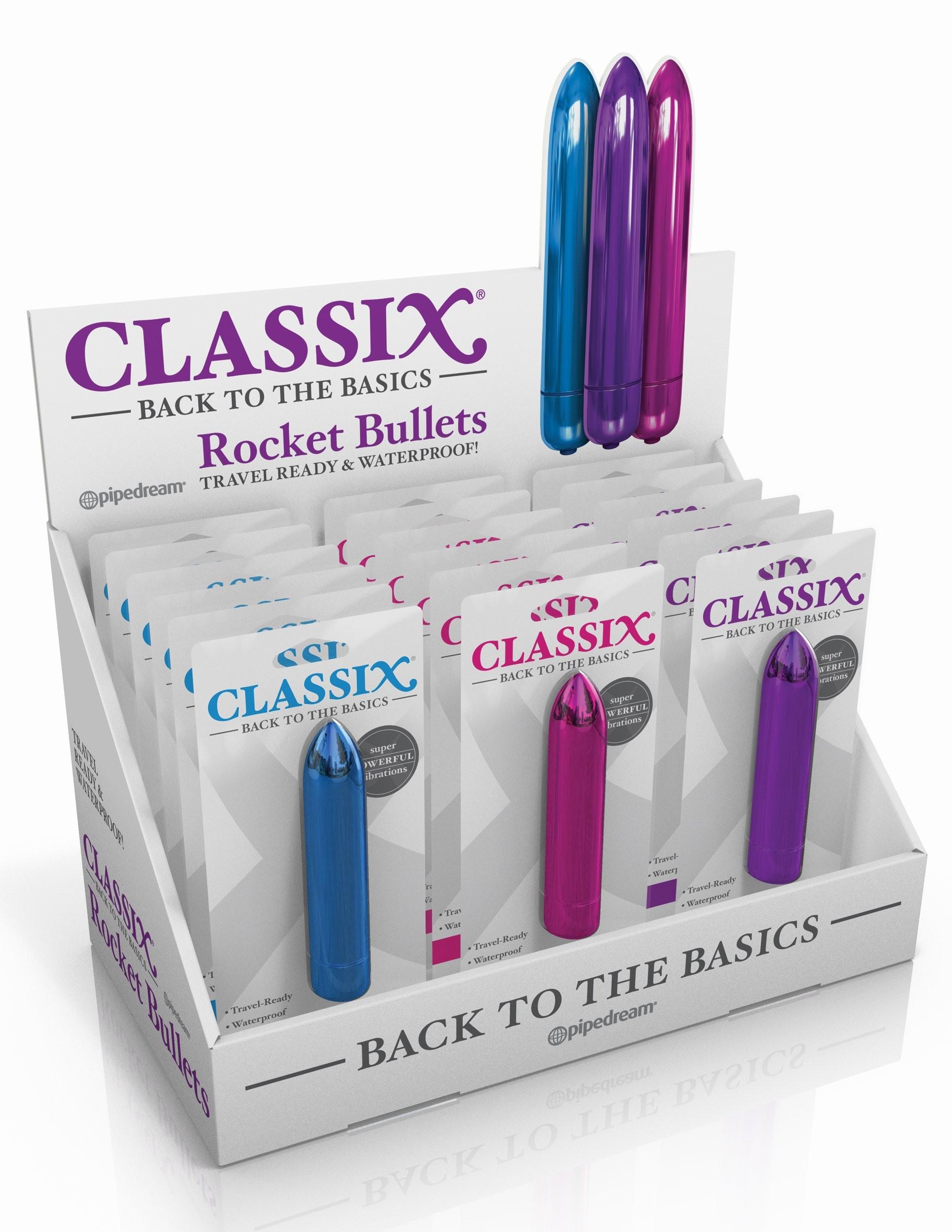 CLASSIX ROCKET BULLET