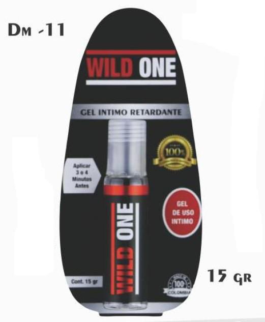 WILD ONE -RETARDANTE
