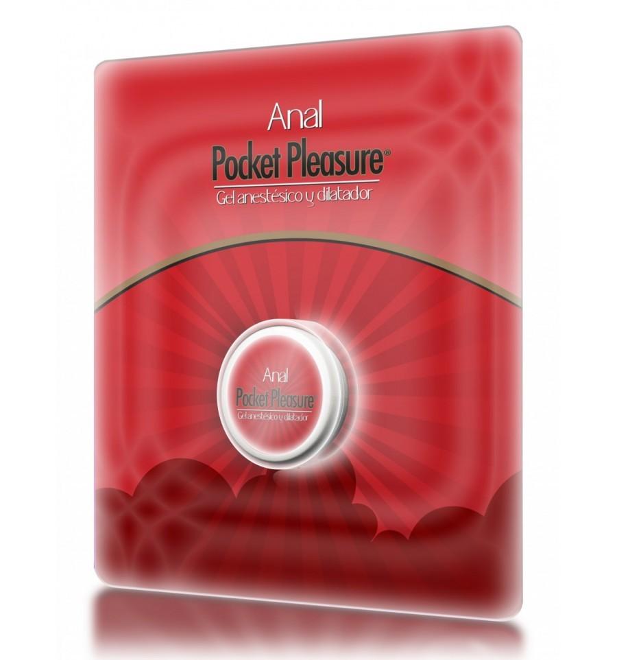 ANAL POCKET PLEASURE x 4ml