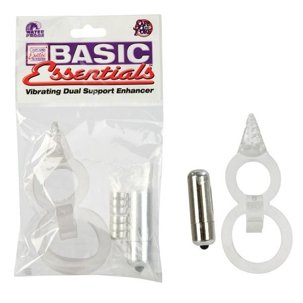 BASIC ESNTLS-VIB DUAL SPT ENCR