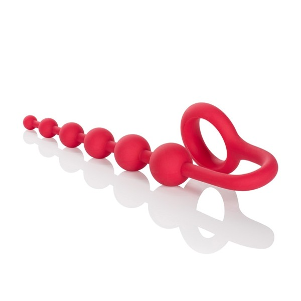 COT BUDDY BALLS-RED