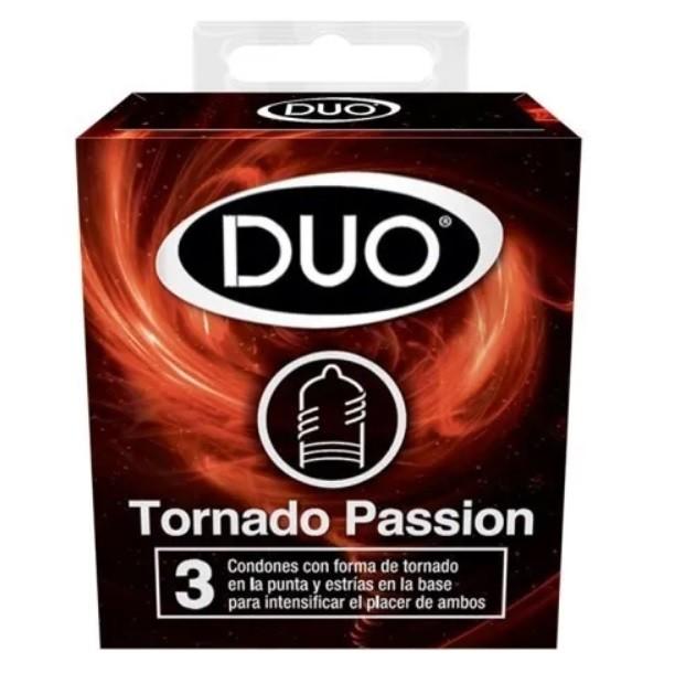 DUO Tornado Passion