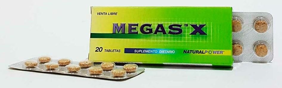 MEGA SEX CAJA x20 tbs