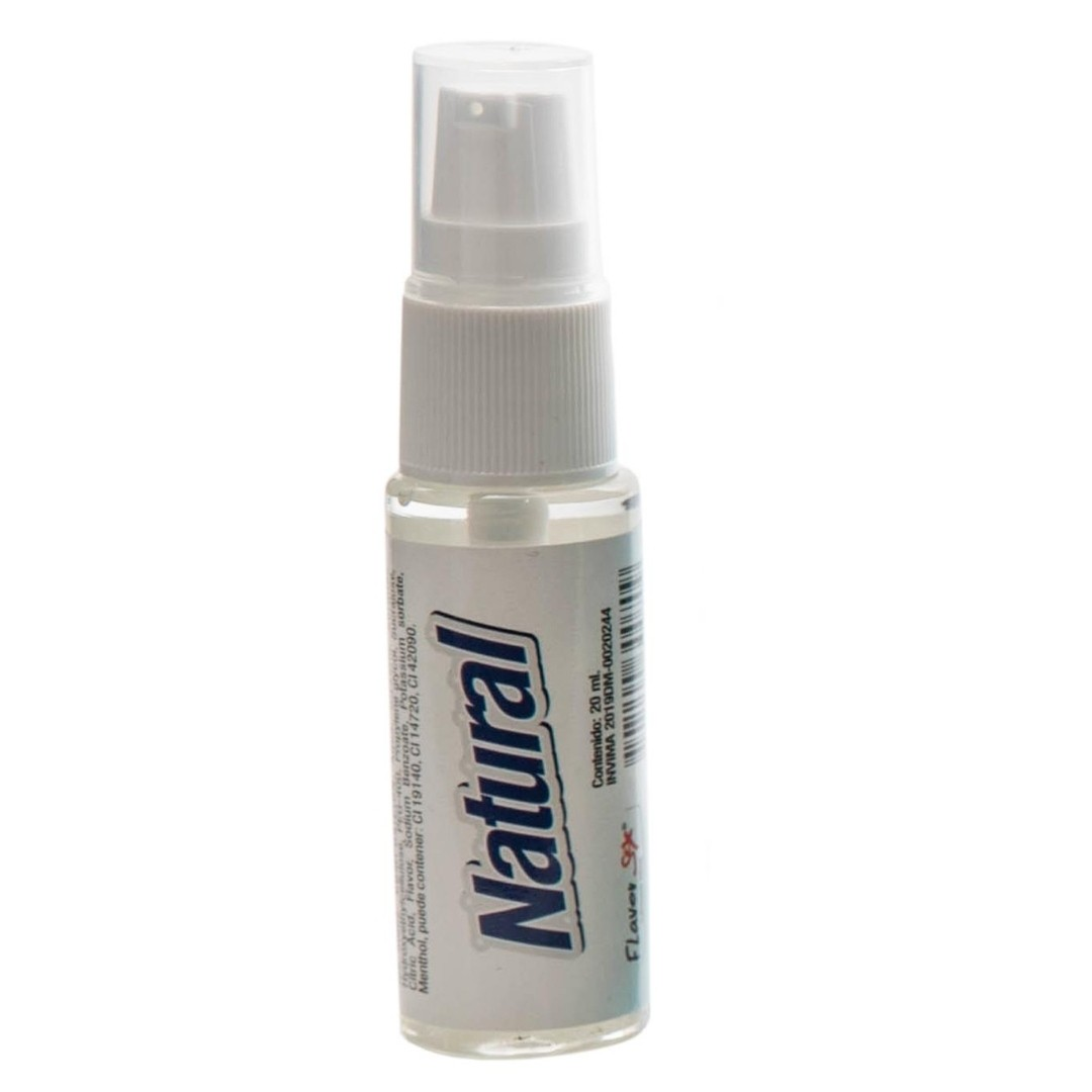 LUBRICANTE CALIENTE NATURAL * 20 ML