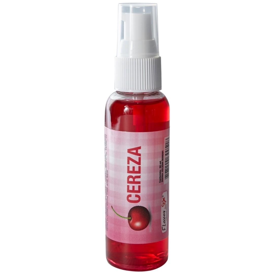 LUBRICANTE INTIMO FLAVOR SEX - 20ML CEREZA