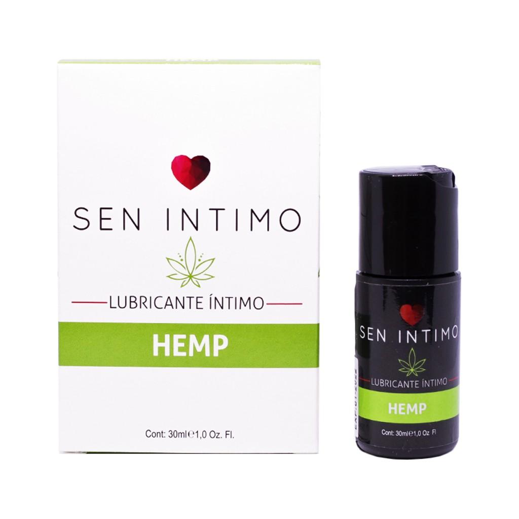 LUB INTIMO HEMP * 30 ML