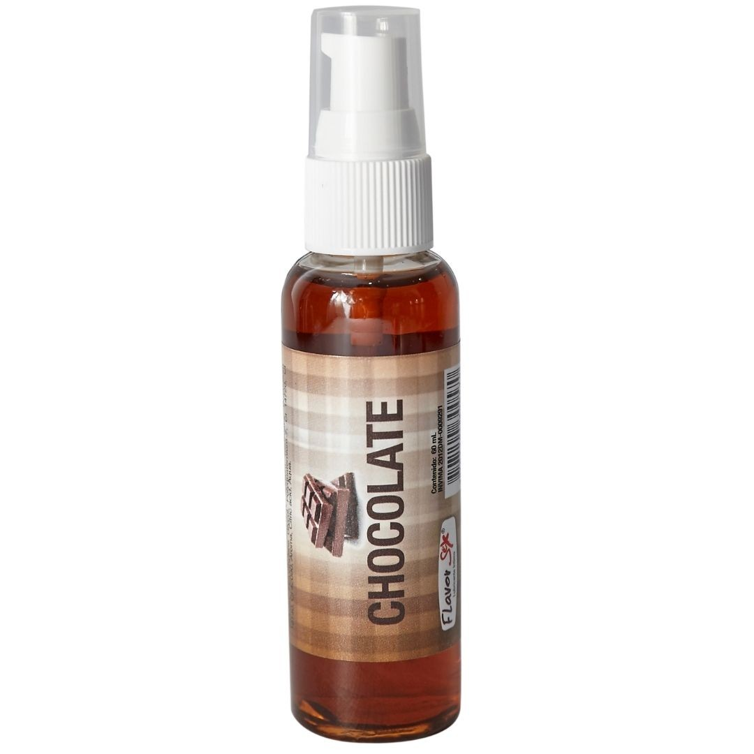 LUBRICANTE INTIMO FLAVOR SEX - 20ML CHOCOLATE