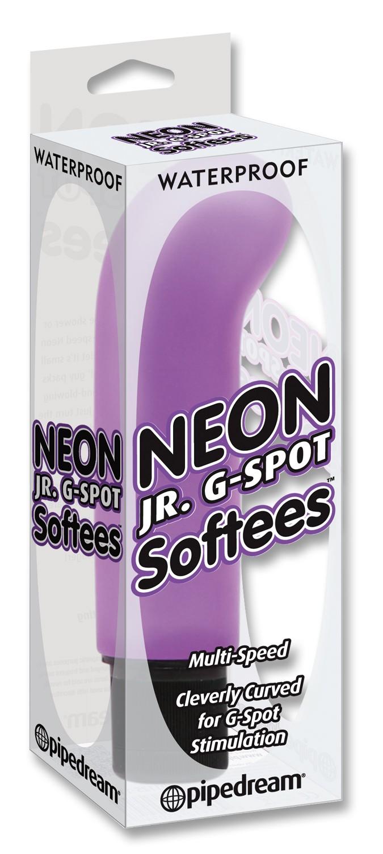 NEON JR GSPOT SOFTEES - PURPLE
